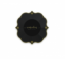 Load image into Gallery viewer, Ramadan Mubarak Gold Foil Plates