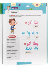 Load image into Gallery viewer, Ramadan Activity Book - Big Kids