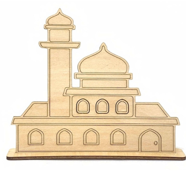 Mosque Stand Center Piece