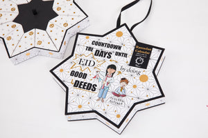 Countdown to Eid Good Deeds Calendar