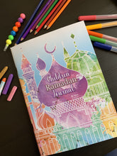 Load image into Gallery viewer, Children Ramadan Journal