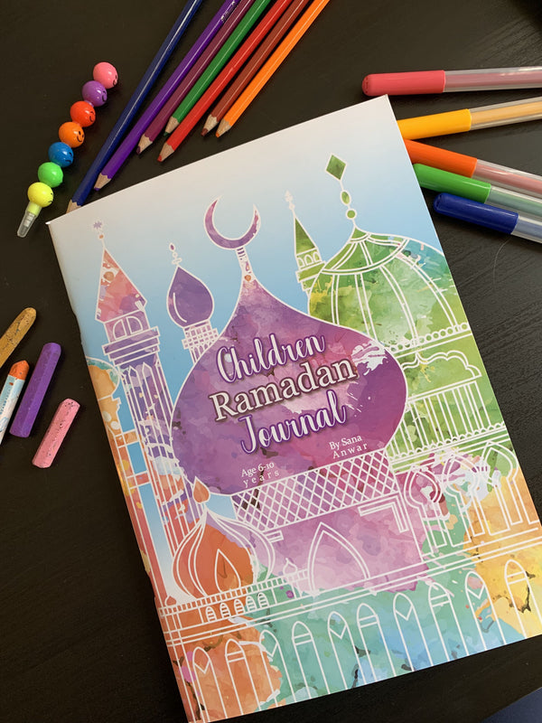 Children Ramadan Journal