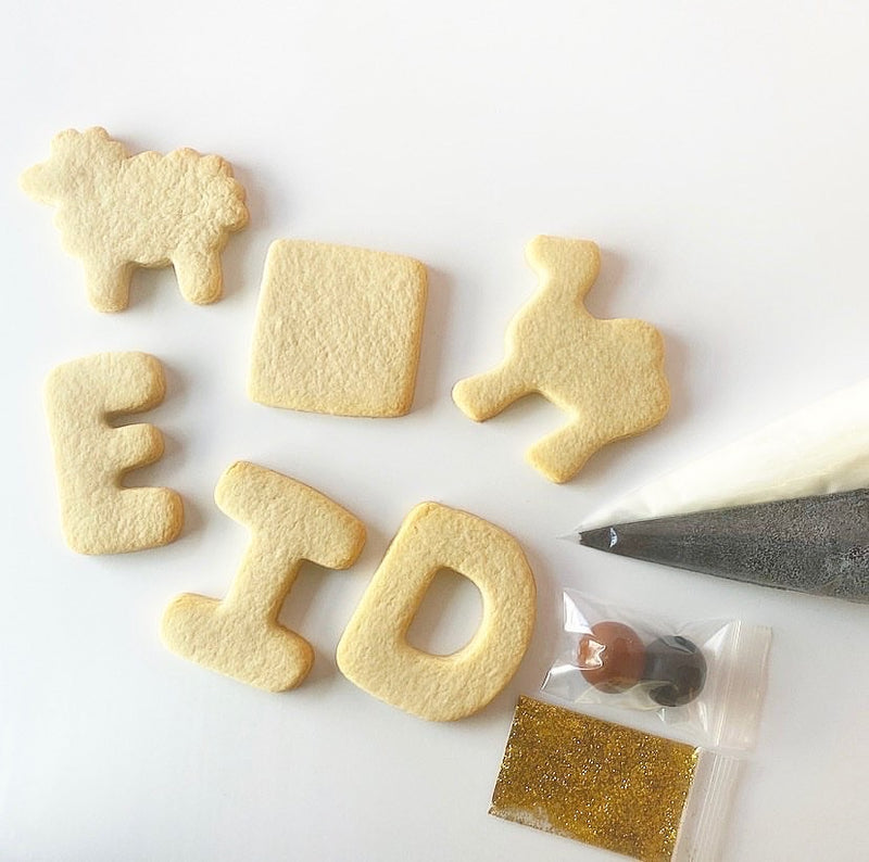 Eid Al Adha  Cookie Kit-  Scrumptious by Hira