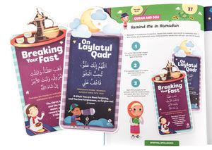 Ramadan Activity Book - Big Kids