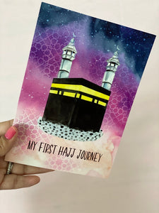 My First Hajj Journey Interactive Box