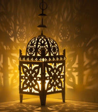 Load image into Gallery viewer, Moroccan Lantern Candleholder