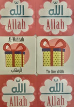 Load image into Gallery viewer, Names of Allah 2- A Memory Matching Game