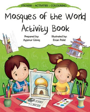 Load image into Gallery viewer, Mosques of the World Activity Book