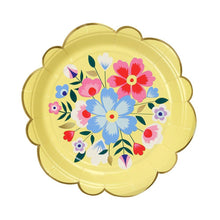 Load image into Gallery viewer, Kashmiri Floral Plates