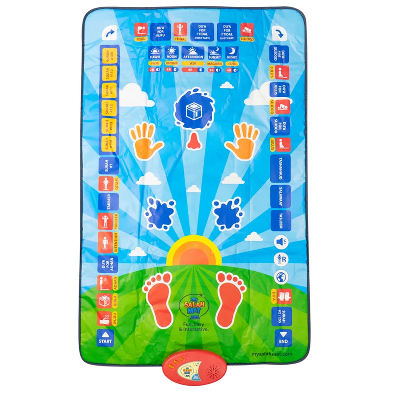 My Salah Mat : Educational Interactive Prayer Mat