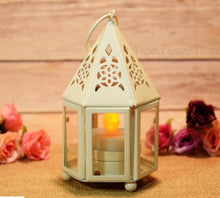 Load image into Gallery viewer, Cape Tealight Candle Lantern