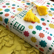 Load image into Gallery viewer, Eid Gift Wrap- Reversible Sheets