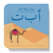 Load image into Gallery viewer, Alif Baa Taa: Learning My Arabic Alphabet