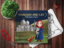 Load image into Gallery viewer, Khadijah and Cat Ramadan Is Coming