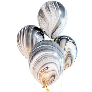 Marble Balloons For All Occasions