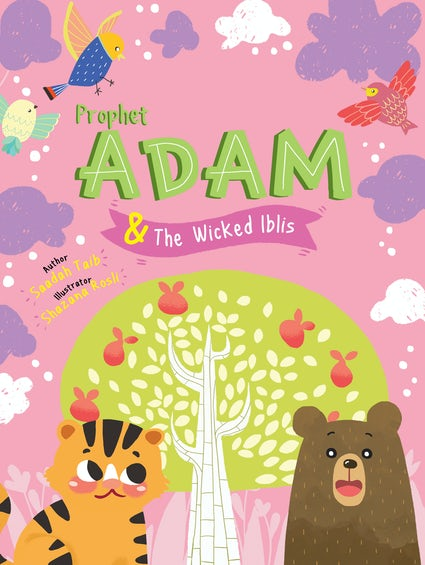 Prophet Adam and The Wicked Iblis Activity Book