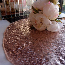 Load image into Gallery viewer, Sequin Round Table Placemats