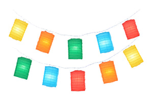 Multi Color Party String Lights