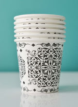 Load image into Gallery viewer, Islamic Design Coffee Paper Cups 4oz