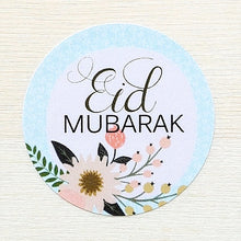 Load image into Gallery viewer, Vintage Eid Mubarak Stickers