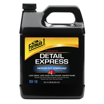DX-10 Medium Cut Compound Gallon