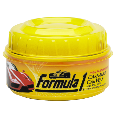 Carnauba Paste Wax - 12 oz