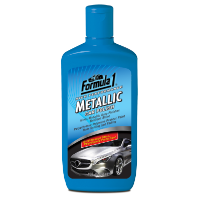 Metallic Car Polish