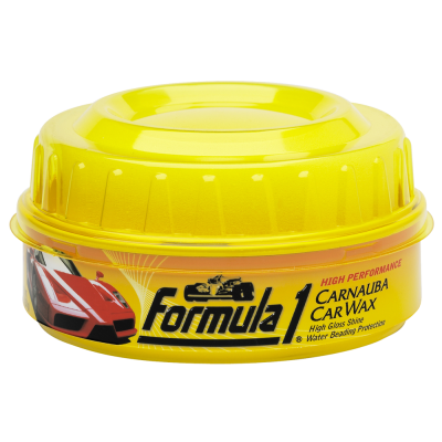 Carnauba Paste Wax - 8 oz