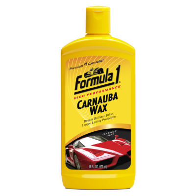 Carnauba Liquid Car Wax