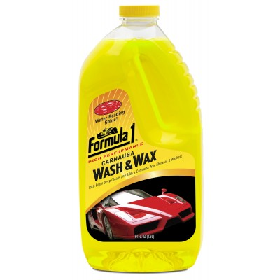 Carnauba Wash & Wax - 64oz