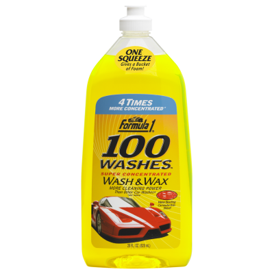 100 Washes™ Wash & Wax