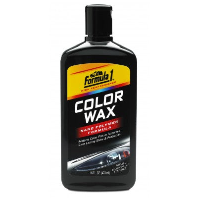 Color Wax - Black