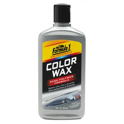 Color Wax - Silver