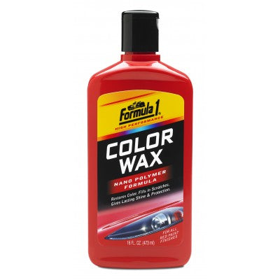 Color Wax - Red