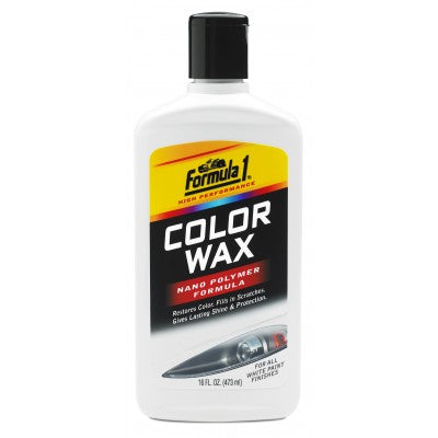 Color Wax - White