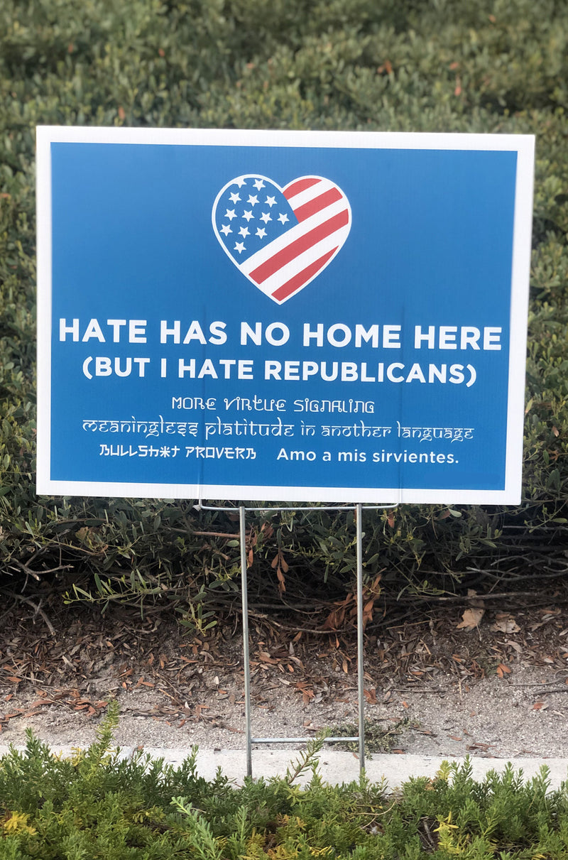 Hate Signs