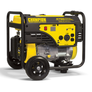 Champion 3800-Watt RV Ready Portable Generator with Wheel Kit