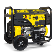 Champion 9200-Watt Portable Generator w/ Electric Start