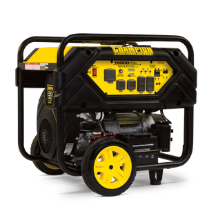 Champion 12,000-Watt Portable Generator w/ Electric Start & Lift Hook