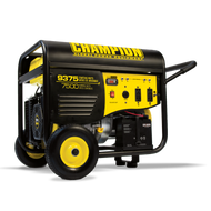 Champion 7500-Watt Portable Generator w/ Electric Start & 25ft Extension Cord