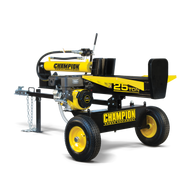Champion 25-Ton Horizontal/Vertical Full Beam Gas Log Splitter w/ Auto Return