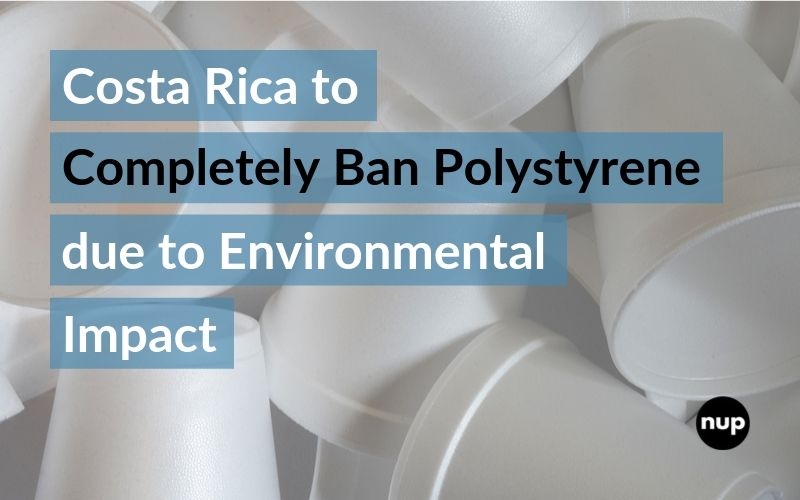 Costa Rica to completely ban polystyrene due to environmental impact