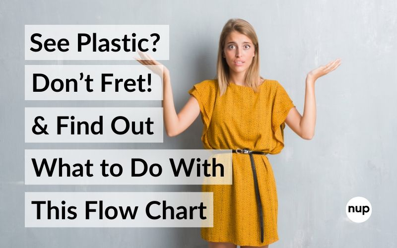 See Plastic? Don't Fret! Follow this Flow Chart & Find Out What to Do