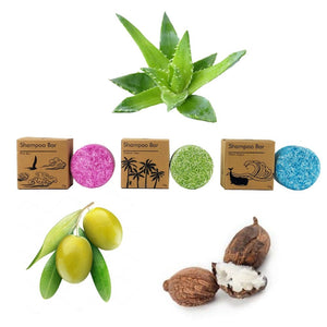 Set of 3x Shampoo Bar