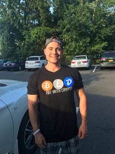 PAY WITH CRYPTO T-SHIRT