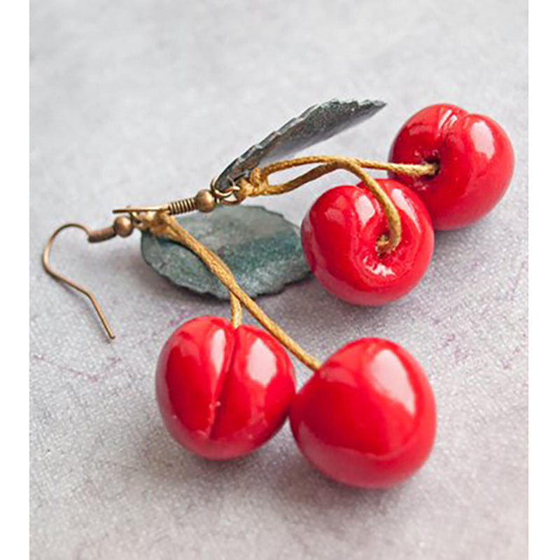 Plump & Precious Cherries