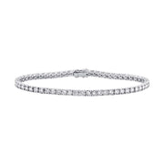 2.02CT DIAMOND TENNIS BRACELET
