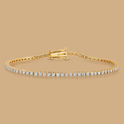 Diamond Tennis Bracelet 3 Ct
