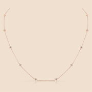 May Diamond Necklace