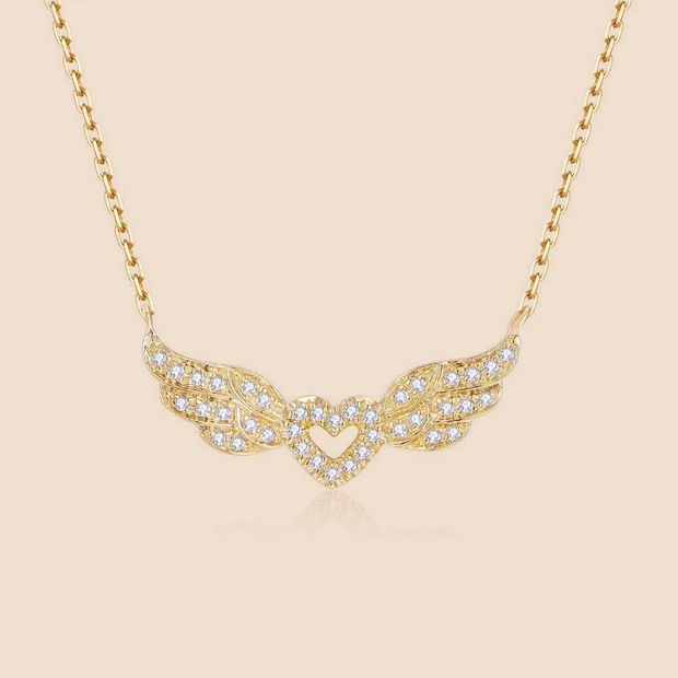 The Divine Diamond Necklace
